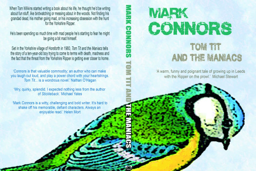 Mark Connors - Novels