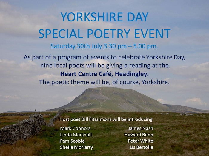 Yorkshire Day at Heart Cafe